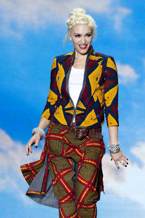 Celeb fashion designers