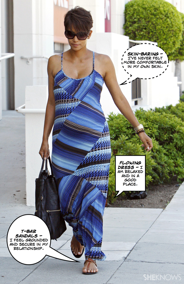 Celebrity pregnancy personality