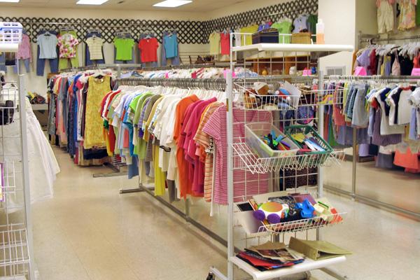 Consingment store