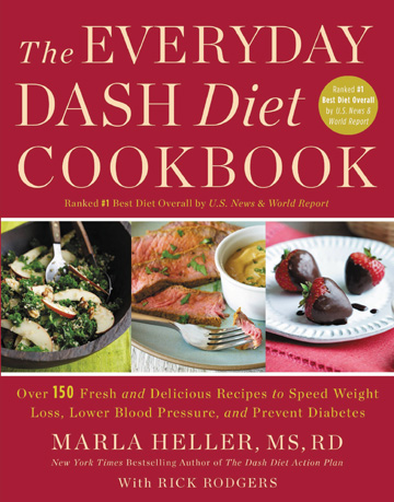Cookbook review: The Everyday DASH Diet Cookbook