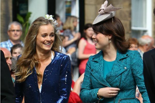 Cressida Bonas: The next princess bride?