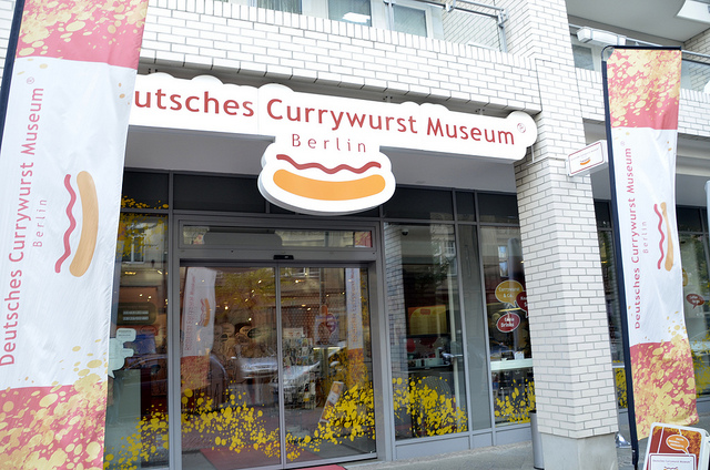 The Currywurst Museum