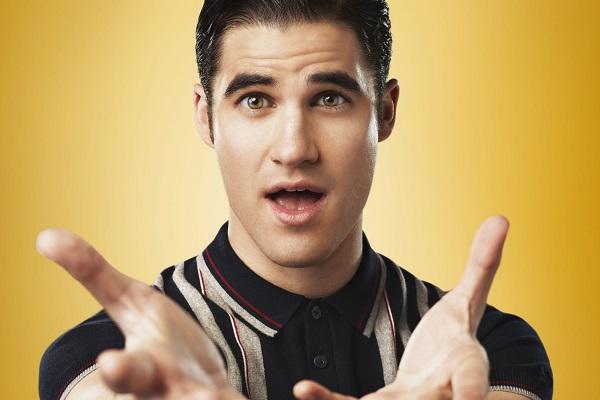 Darren Criss on Glee