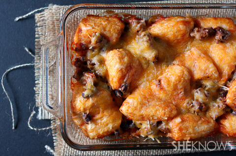 enchilada bubble bake | ChefMom