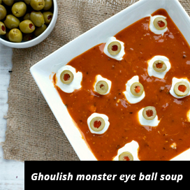 eye ball soup
