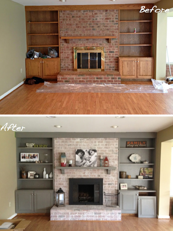 Updating Dated Antique Living Room To More Modern Look