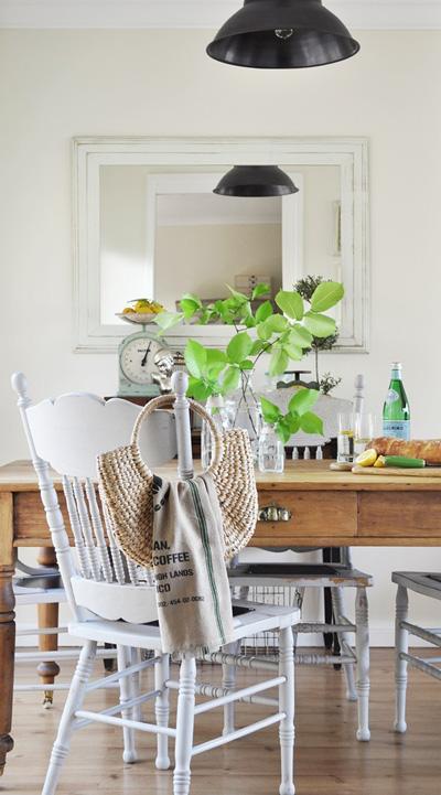 DIY cottage style
