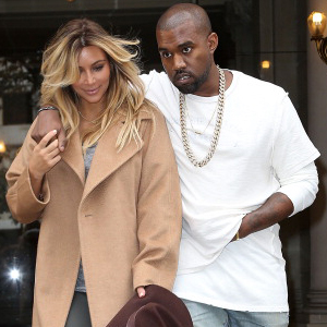 Kim Kardashian & Kanye West costume idea