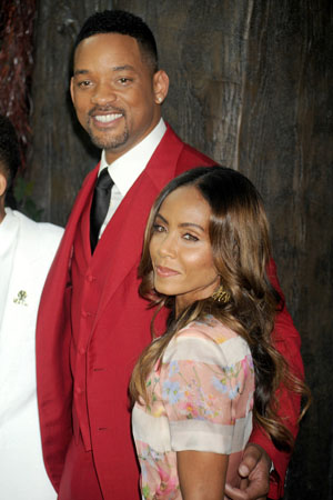 Jada Pinkett Smith and Will Smith not getting divorced