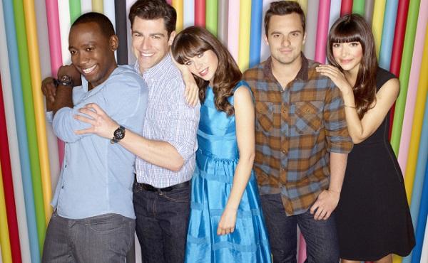 New Girl cast