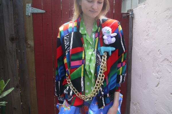 Wacky and wild clothes from Sticky Baby