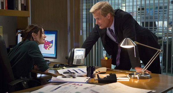 The Newsroom -- Will and Mack