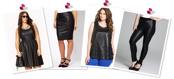 Fabulous plus-size trends of fall 2013