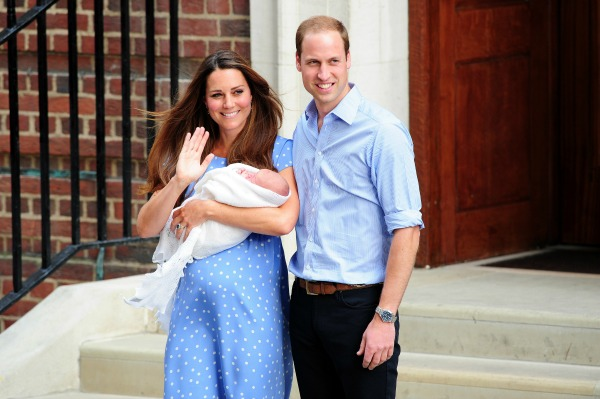 Prince George's christening plans