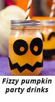 pumpkin party drinks