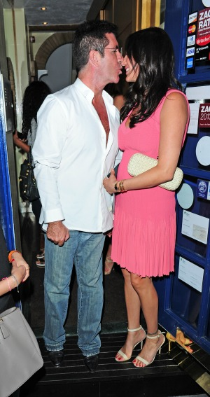 Cowell admits he's ''not great'' with babies