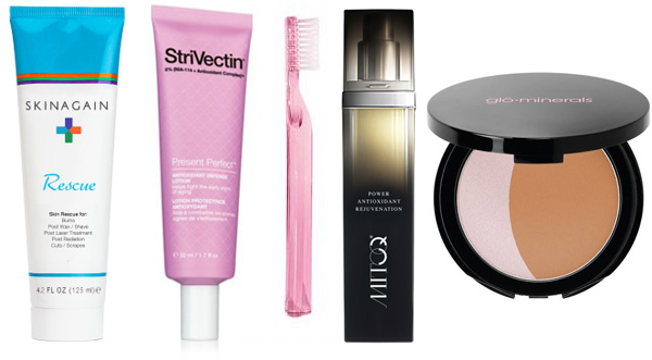 Skin products that supports Breast Cancer Awareness