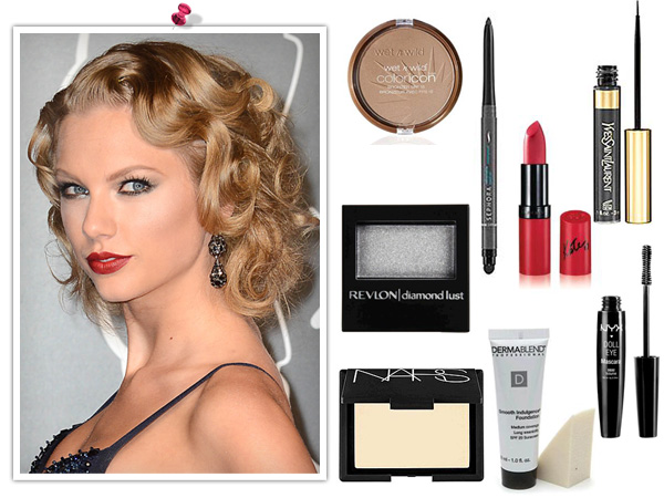 Get Taylor Swift's makeup look