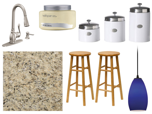 Steal the look: Get Fab You Bliss's sleek and modern kitchen