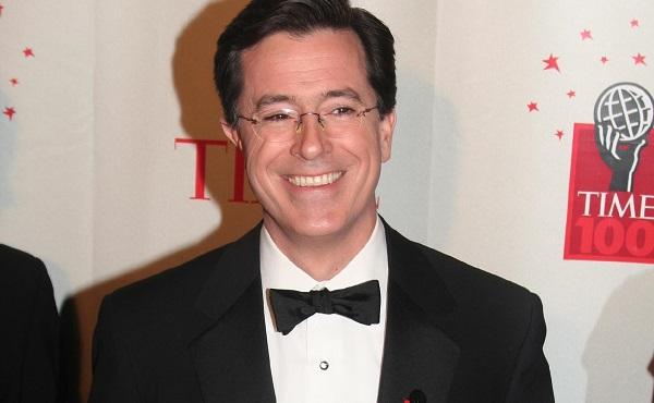 Colbert Nation rejoices!