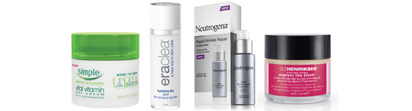 Anti-aging moisturizers for winter