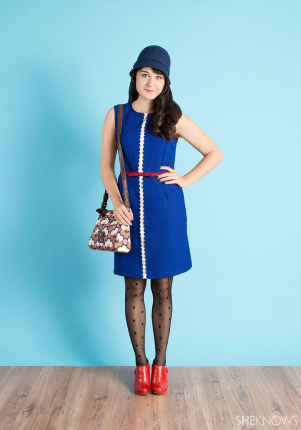 60's mod-inspired for fall | ModCloth and SheKnows.com