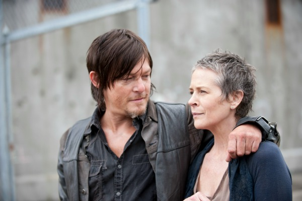 The Walking Dead - Daryl and Carol