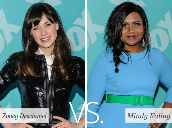 Battle of Fox's funny gals