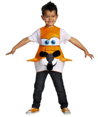 Dusty deluxe costume for toddler