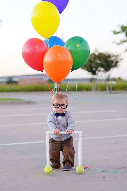 Toddler costume from UP