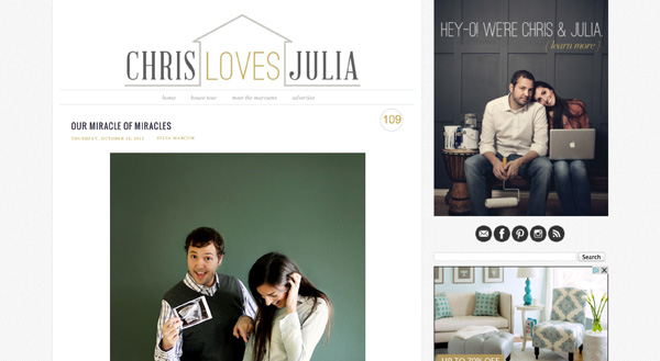 Chris Loves Julia