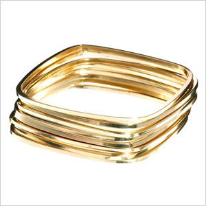 Stack loads of bracelets