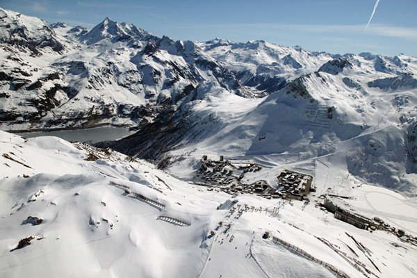 Where to ski in Tignes, France