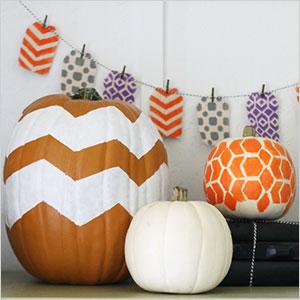 Painted pumpkins | Sheknows.ca