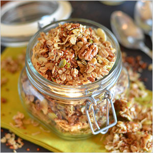 Quinoa crunch granola | Sheknows.ca