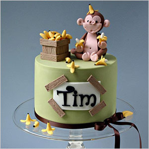 20 Cute Birthday Cakes For Kids