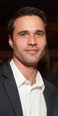 Actor Brett Dalton