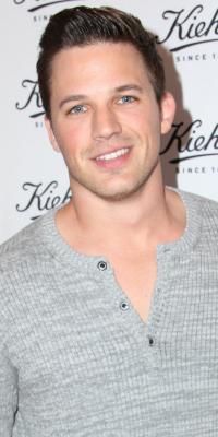 Actor Matt Lanter