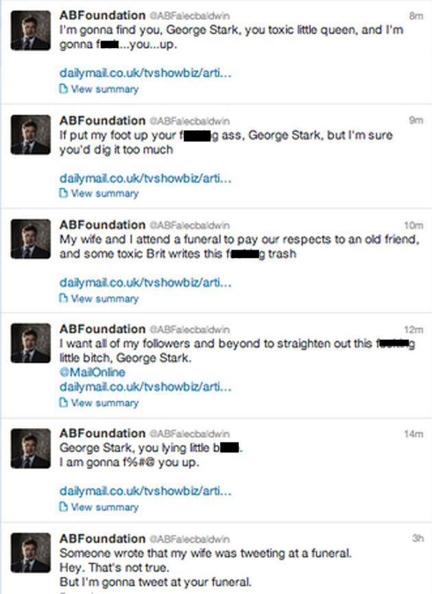 Alec Baldwin tweets