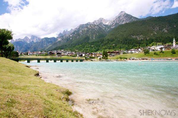 Discover the beautiful Italian alpine villages