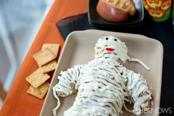A fun and festive party appetizer