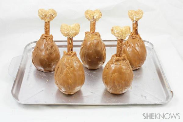 Caramel turkey legs | SheKnows.com