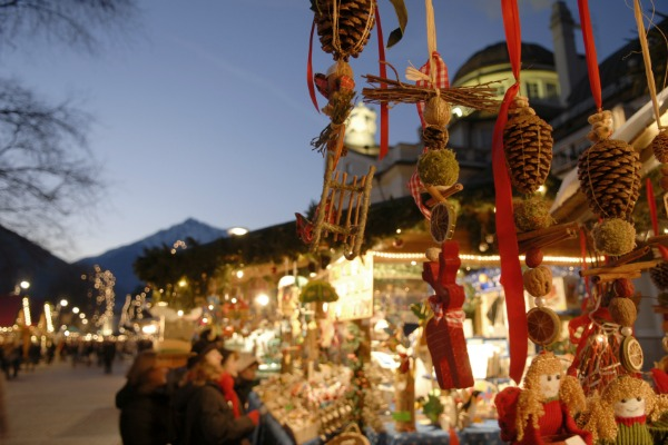 Classic Christmas European markets