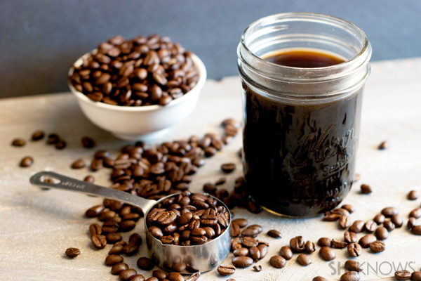Homemade cold-brew coffee | Sheknows.com