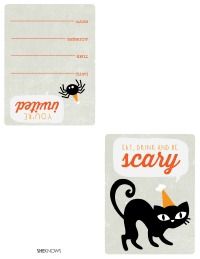 Invitations/Cat