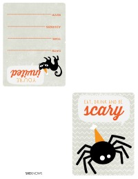 Invitations/Spider