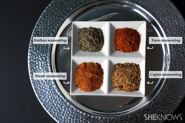 Save money on spice blends