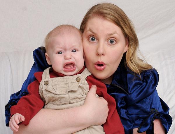 Baby photo fails - Say