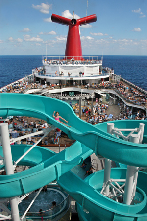 Cruise to the Caribbean, family style