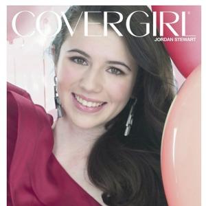 Jordan Stewart - CoverGirl
